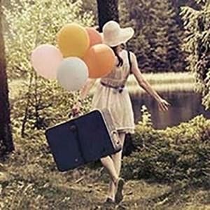 Picture of Thơ Tình: Người con gái rời xa tôi