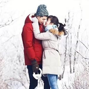Picture of Thơ Tình: Tình yêu mùa đông