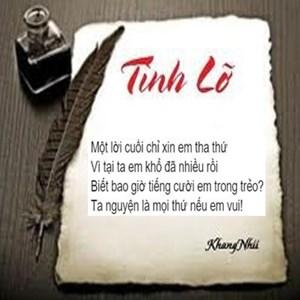 Picture of Thơ Tình: TÌNH LỠ